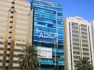 طابق تجاري  للايجار في الظفرة، أبوظبي - Central location | Commercial Building |  Full Floor