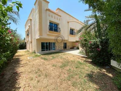 4 Bedroom Villa for Rent in Al Safa, Dubai - SPACIOUS 4BR MAIDS HUGE GARDEN SHARED POOL GYM COMPOUND VILLA IN AL SAFA 2