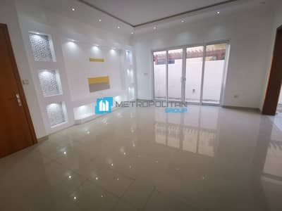 4 Bedroom Townhouse for Sale in Al Raha Gardens, Abu Dhabi - Upgraded Type S Corner TH /  Vacant and Ready Now!
