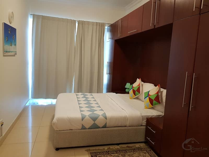 2 Fully Furnished Studio I Mid Floor I Very Well maintained!