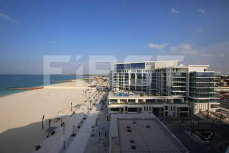 3 Bedroom Apartment for Rent in Saadiyat Island, Abu Dhabi - Big Size Back View Apartment in Prime Area