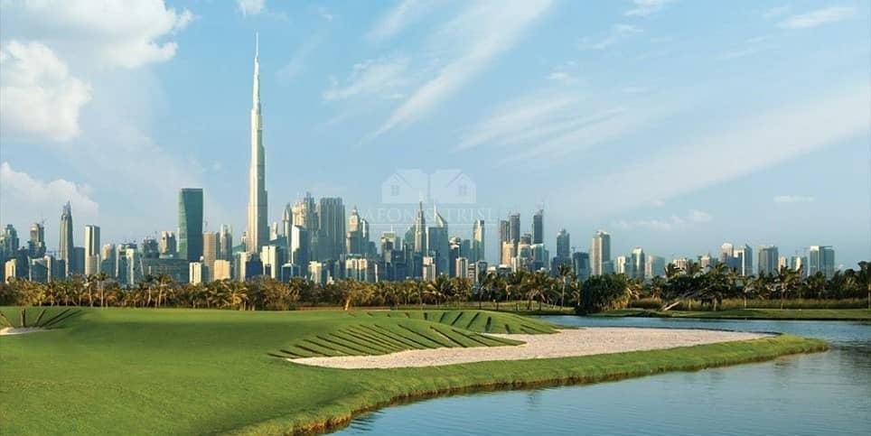 Large Plot | Dubai Hills | The Fairways