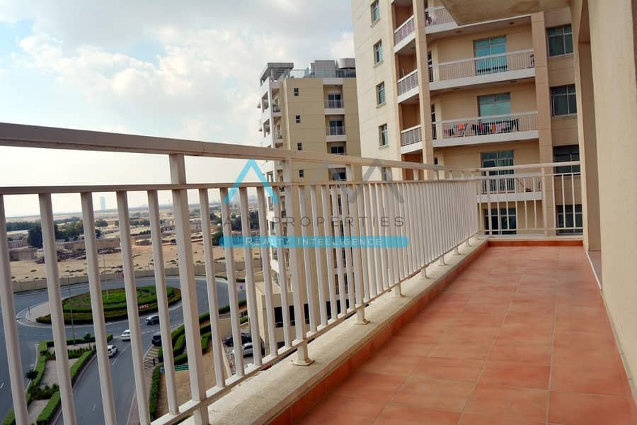 9 Open Layout & Spacious Living || Rented 2 Bed Room