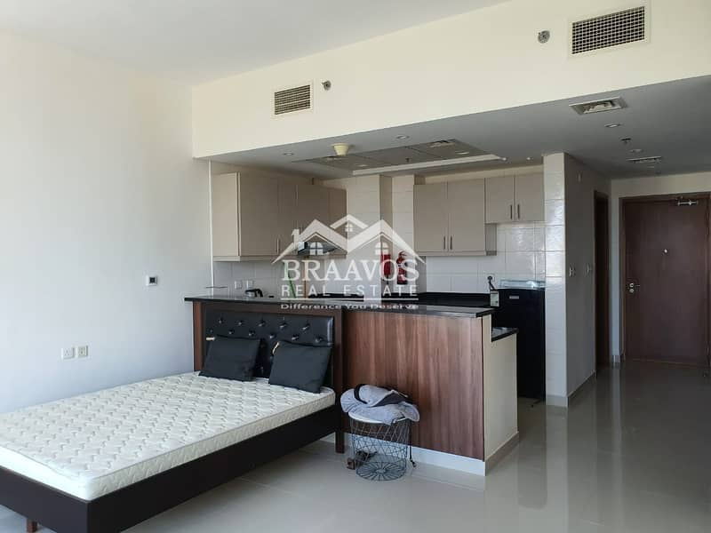 2 Huge Studio | Well Maintained | Best Investment