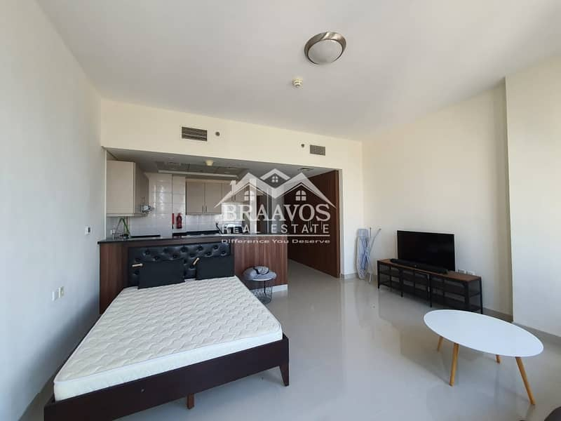 Huge Studio | Well Maintained | Best Investment