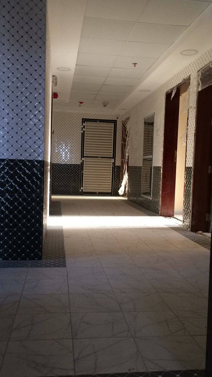 BUILDING AVAILABLE FOR RENT FOR OFFICE STAFF AED 450000/-