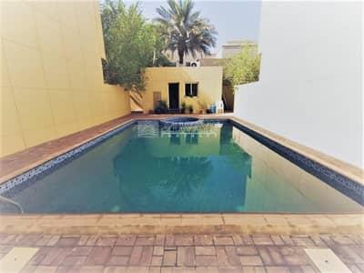 فیلا 5 غرف نوم للايجار في جميرا، دبي - Nice 5BHK Villa|Private Garden|Common Pool and Gym