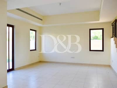 3 Bedroom Townhouse for Sale in Reem, Dubai - Facing Pool and Park   Type 1E   Reem 2