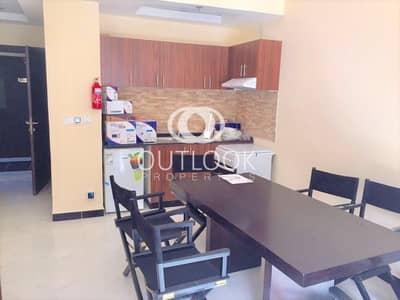 فلیٹ 1 غرفة نوم للايجار في قرية جميرا الدائرية، دبي - Urgent Rent 1 BR | Fully Furnished | Covered Parking
