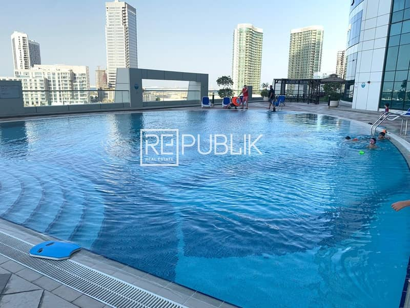 10 Ready and Well Maintained Studio Unit w/ Nice View
