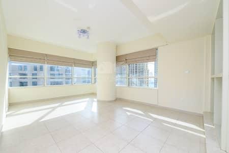 شقة 2 غرفة نوم للايجار في دبي مارينا، دبي - Vacant I Fantastic Views I Lovely Community Feel