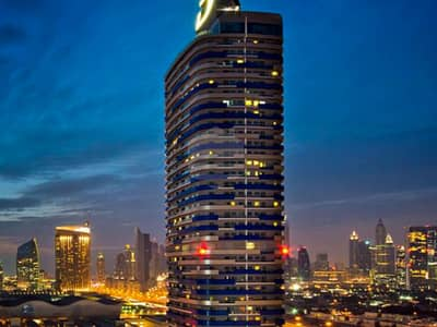 1 Bedroom for Rent in Damac Maison in Mall Street