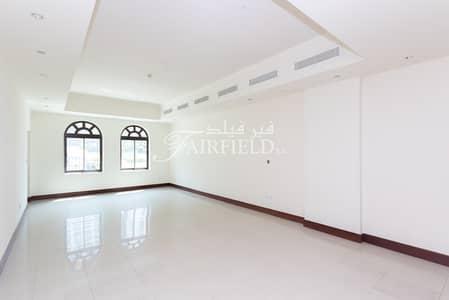شقة 3 غرف نوم للايجار في نخلة جميرا، دبي - 3Br+Maid  Duplex Apt with a Basement