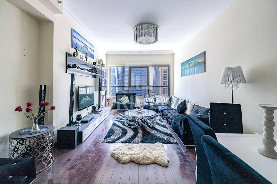 Fully Furnished 1 Bedroom Apt