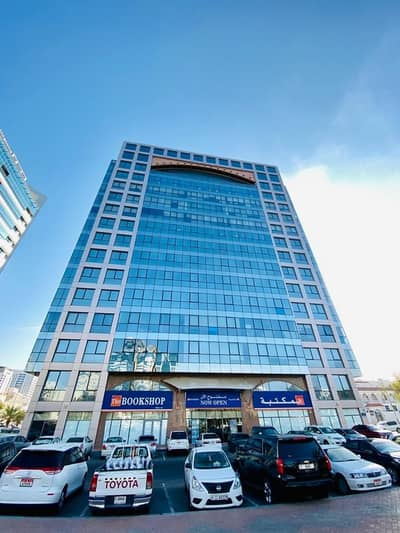 Office for Rent in Al Danah, Abu Dhabi - Great Facilities with Complete Package II No Municipality Fees