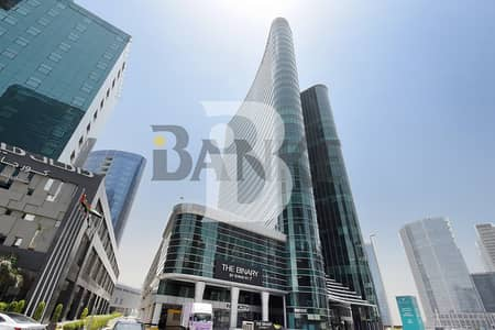 Floor for Sale in Business Bay, Dubai - Full floor | The Binary | Burj and Canal view