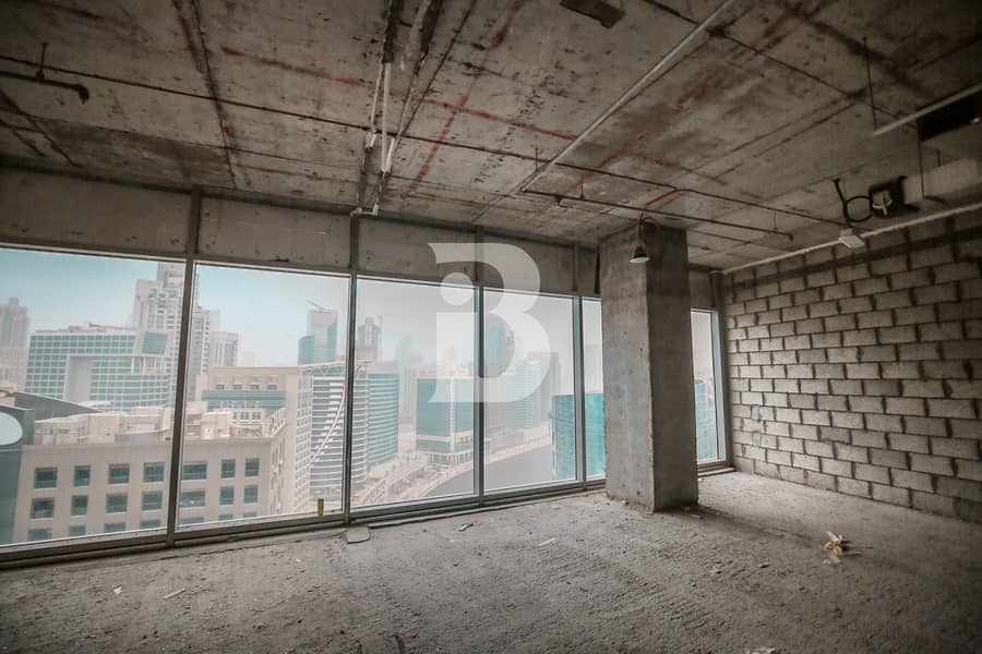 15 Full floor | The Binary | Burj and Canal view