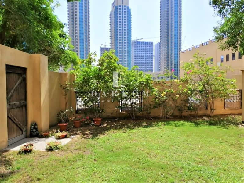 2 Beautiful 1 Bedroom With Private Garden in Yansoon 5 - Old Town