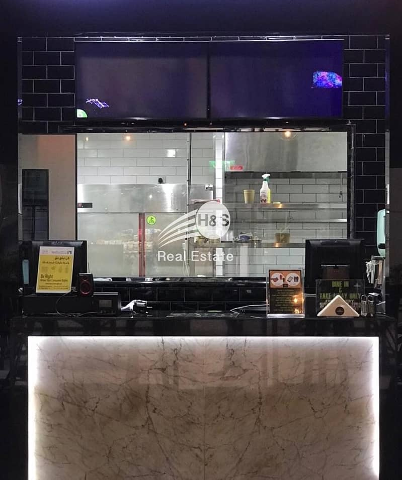 9 Fully Fitted Shop I Ideal For Restaurant I Bay Square