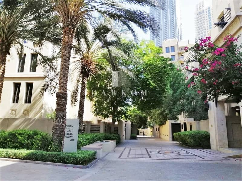 20 Beautiful 1 Bedroom With Private Garden in Yansoon 5 - Old Town
