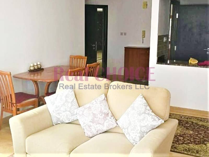 Fully Furnished | 2BR High Floor | Sea Views