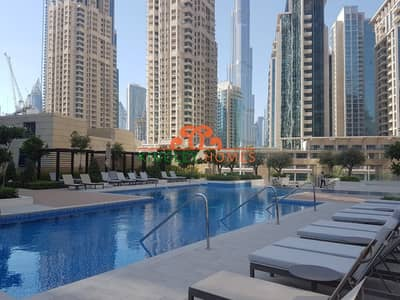 1 Bedroom Flat for Rent in Downtown Dubai, Dubai - Furnished, Brand New, High Floor, Canal View