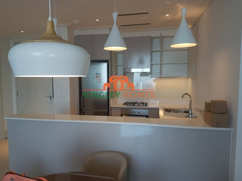 2 Furnished, Brand New, High Floor, Canal View