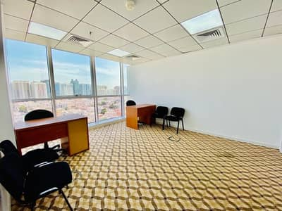 Office for Rent in Al Danah, Abu Dhabi - Prestigious Offices With Ultra Modern Amenities