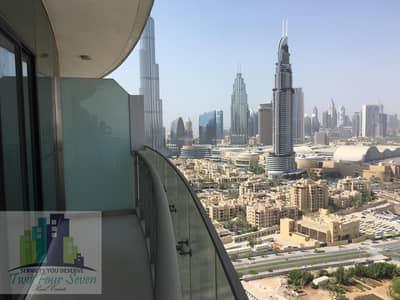 شقة 1 غرفة نوم للايجار في وسط مدينة دبي، دبي - FURNISHED 1BR FOR RENT IN DAMAC DISTINCTION DOWNTOWN