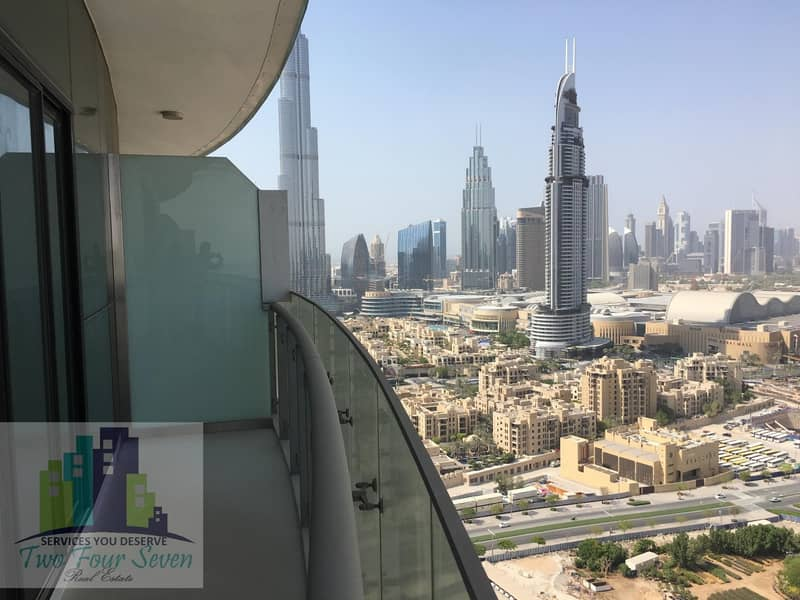 FURNISHED 1BR FOR RENT IN DAMAC DISTINCTION DOWNTOWN