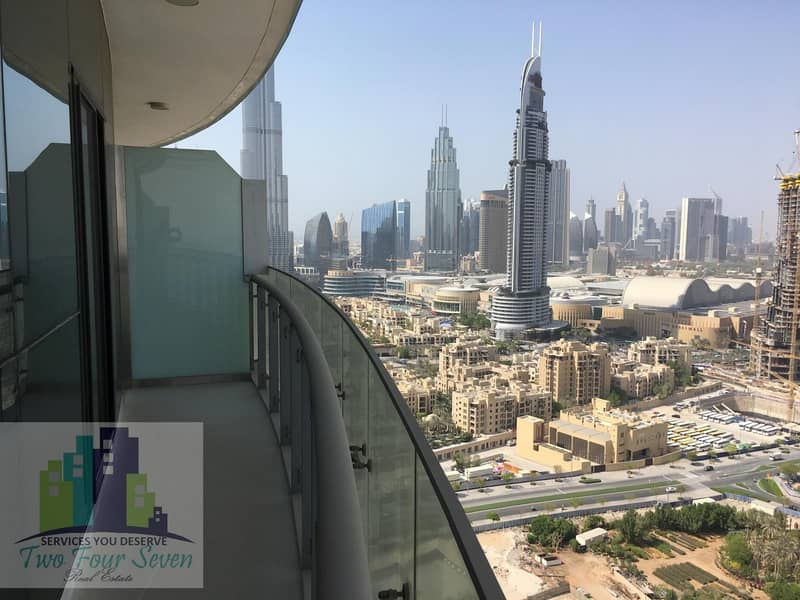 9 FURNISHED 1BR FOR RENT IN DAMAC DISTINCTION DOWNTOWN