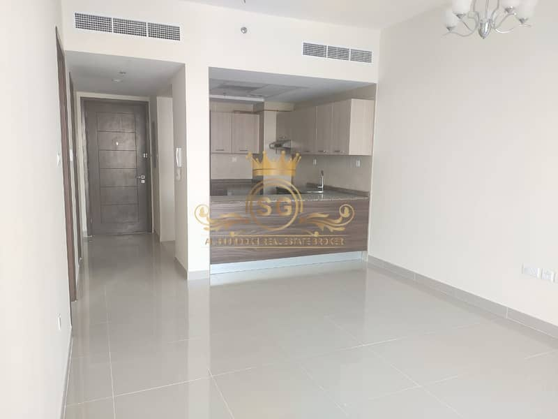 POOL VIEW | SPACIOUS | DECENT |  NEW BRAND | 1 BEDROOM WITH BALCONY | FOR SALE IN ROXANA RESIDENCE | JVC