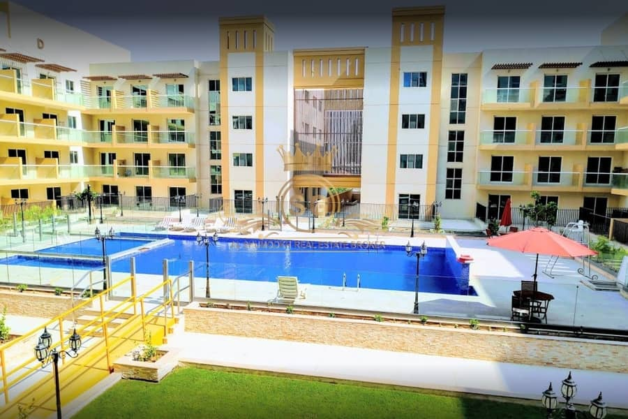 11 POOL VIEW | SPACIOUS | DECENT |  NEW BRAND | 1 BEDROOM WITH BALCONY | FOR SALE IN ROXANA RESIDENCE | JVC