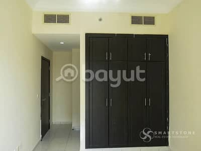 1 Bedroom Apartment for Rent in Emirates City, Ajman - HUGE UNFURNISHED 1BR W/ BALCONY - WELL MAINTAINED BUILDING - COMPLETE FACILITIES
