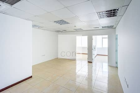 Office for Rent in Jumeirah Lake Towers (JLT), Dubai - Fitted with Partitions | with Pantry | DMCC