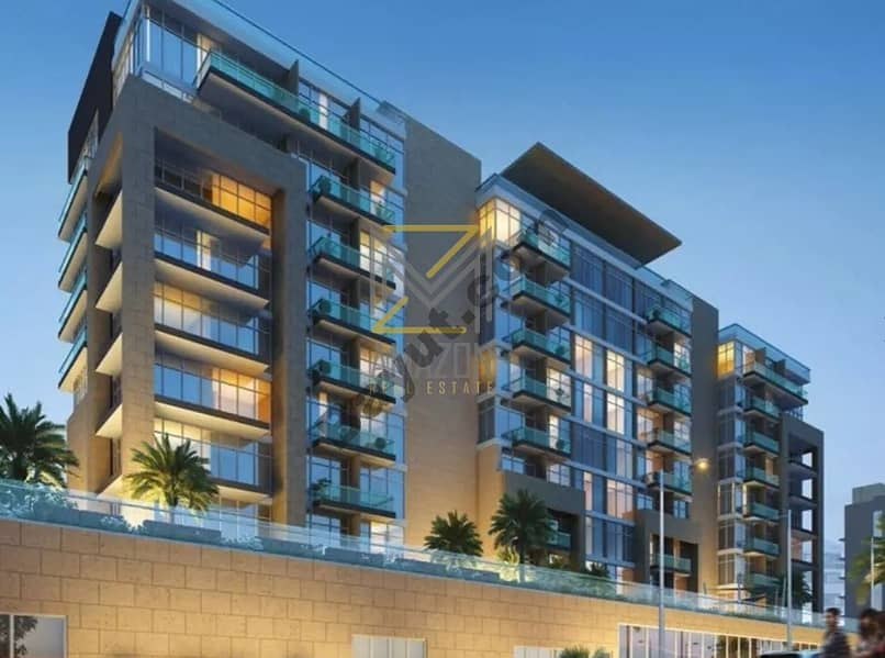 BRAND NEW Retail Shops  | HIGH ROI | with City Canal Views - Azizi Shops