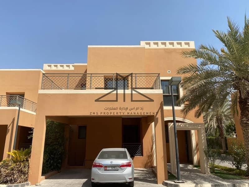 No Fees-Spacious 4 BR Villa with  Private Garden!