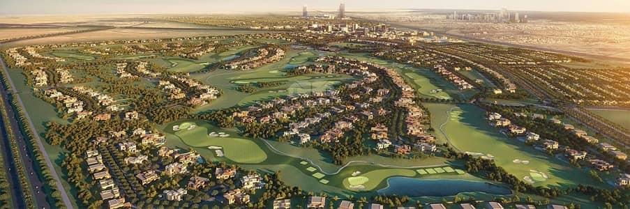 Luxury Plots - Dubai Hills - The Parkway