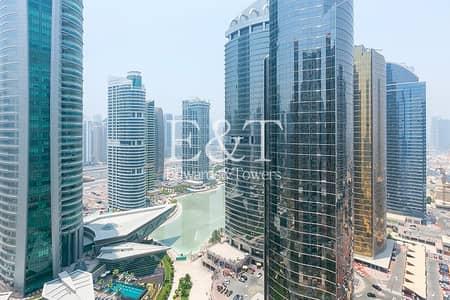 فلیٹ 1 غرفة نوم للبيع في أبراج بحيرات الجميرا، دبي - Exclusive | Luxury Furniture |  High ROI