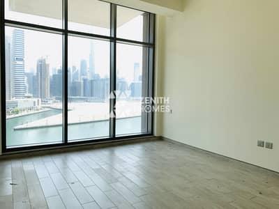 Canal & Burj Khalifa View | Mid Floor | Atria