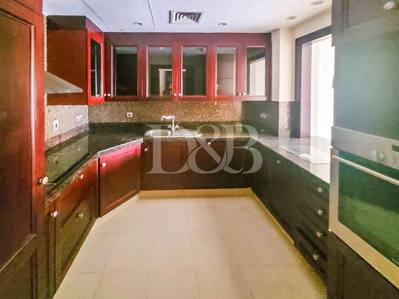10 Full Burj View | Unfurnished | Two Bedrooms