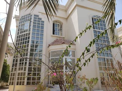 5 Bedroom Villa for Rent in Al Fayha, Sharjah - A LUXRY 5 BED ROOM DOUBLE STORY PLUS MAJLIS ,HALL WITH COVERD CAR PARKING VILLA IS AVAILABLE IN 80K IN AL RIFFA SHARJAH