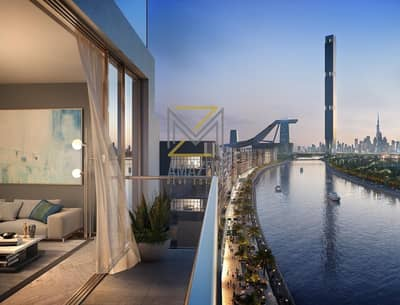 محل تجاري  للبيع في مدينة ميدان، دبي - Azizi Shops / Guaranteed High ROI /  Brand New Shops / Canal Views