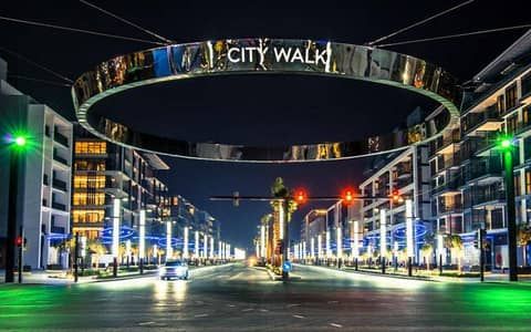 Most platinum location of Dubai for a ultra luxury lifestyle- Own the 2 bdr in the Spendid CITYWALK