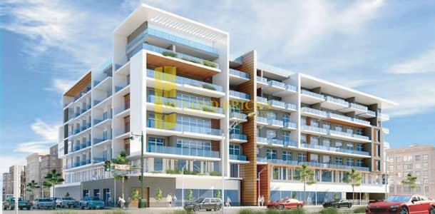 محل تجاري  للايجار في قرية جميرا الدائرية، دبي - Best Location | New Shops | Brand New Building
