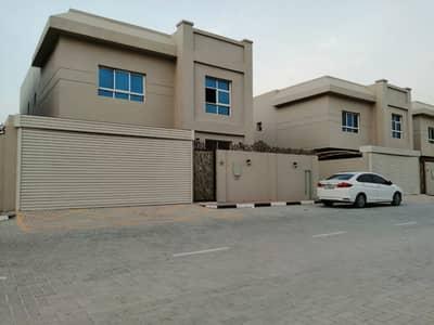 5 Bedroom Villa for Sale in Al Rumaila, Ajman - Delux new villa in the best area in Ajman