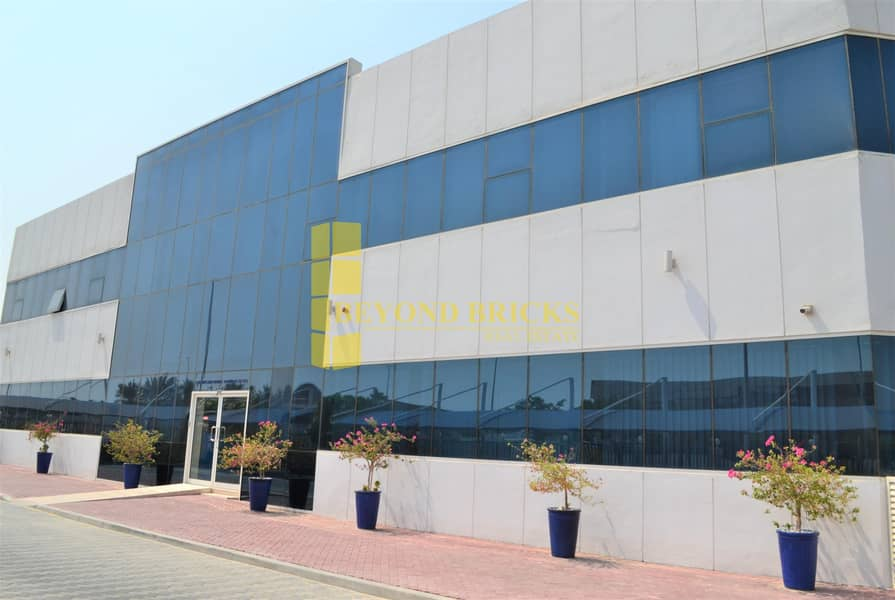 2 Elegant Fitted Offices   Free DEWA   Prime Location