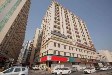 1 Bedroom Apartment for Rent in Rolla Area, Sharjah - Spacious 1BHK With Balcony + One Month FREE Available In Rolla