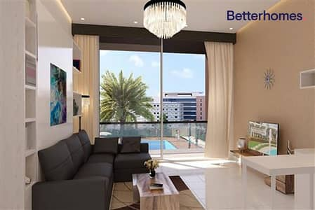 1 Bedroom Apartment for Sale in Arjan, Dubai - Spacious   H.O. March 2021   6 years payment plan