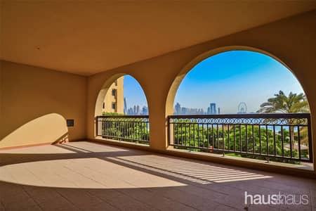 3 Bedroom Flat for Sale in Palm Jumeirah, Dubai - Vacant    C Type with Sea and Beach Views